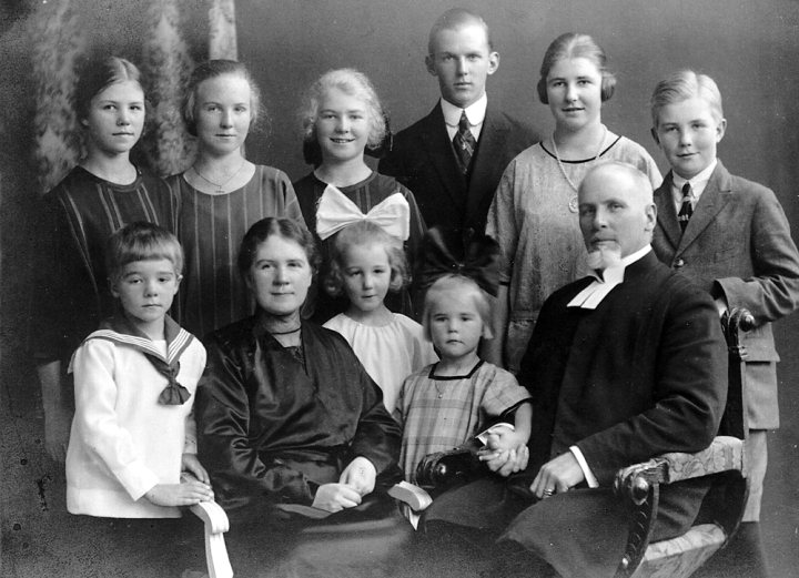 Familjen Helldén